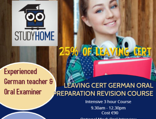 Leaving Cert Revision Course – German