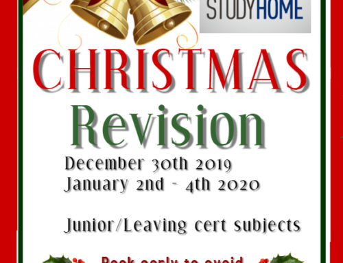 Christmas Revision